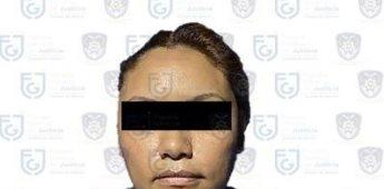 Detienen a La Chamaca, supuesta líder de extorsionadores de Tláhuac