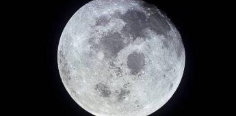 Este sábado habrá Luna de Nieve