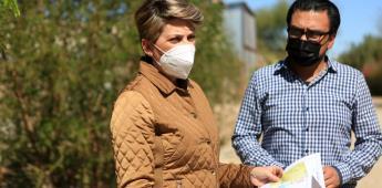 Gestiona Karen Postlethwaite abatir problemática de los drenes ante Gobierno Federal