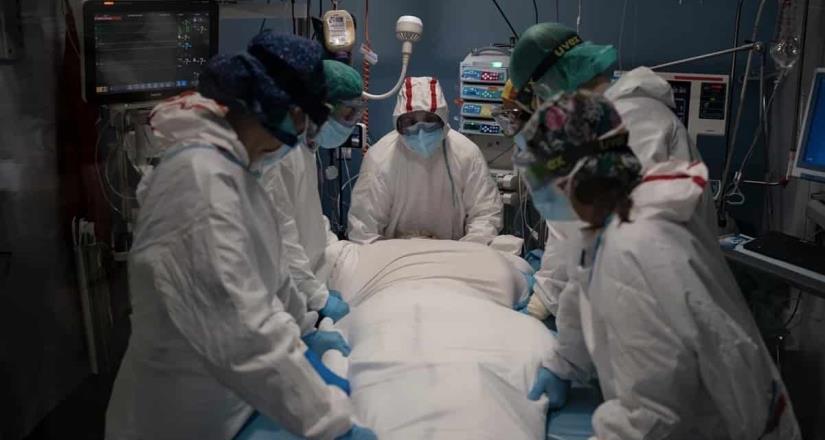 Covid-19 causa erección de tres horas a paciente antes de morir