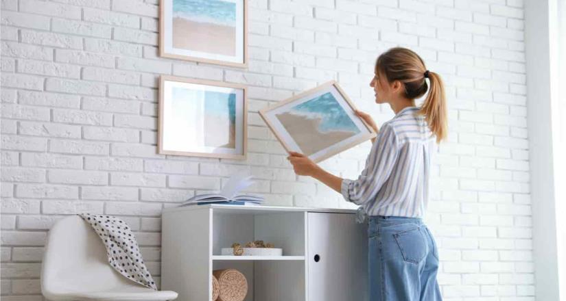 Logra un hogar ameno con estos tips de decoración de interiores
