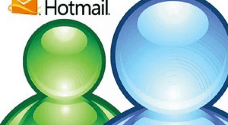 Hotmail fue tendencia y surgen los memes