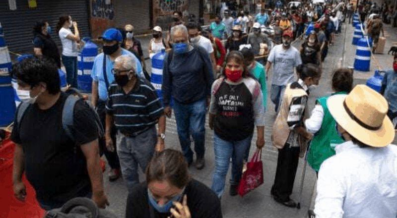 México acumula 206 mil 146 muertes por Covid-19
