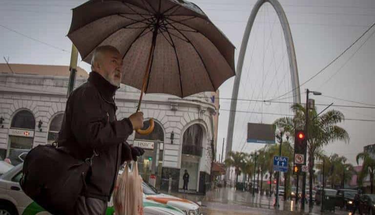 Persisten bajas temperaturas en la ciudad los primeros días de la semana