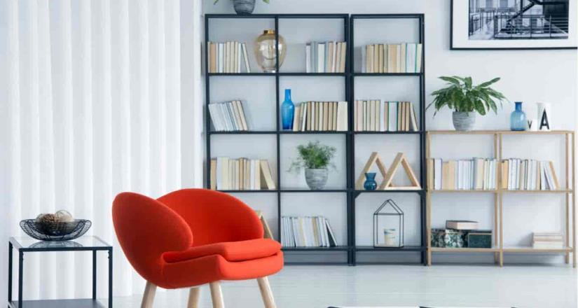 Cómo crear tu biblioteca en casa y disfrutar de un espacio de lectura