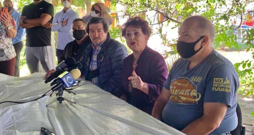 Protestarán vecinos y promotores culturales contra expropiación del Club Campestre de Tijuana