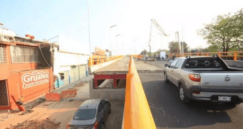 ¿Error de calculo en puente de Villahermosa?