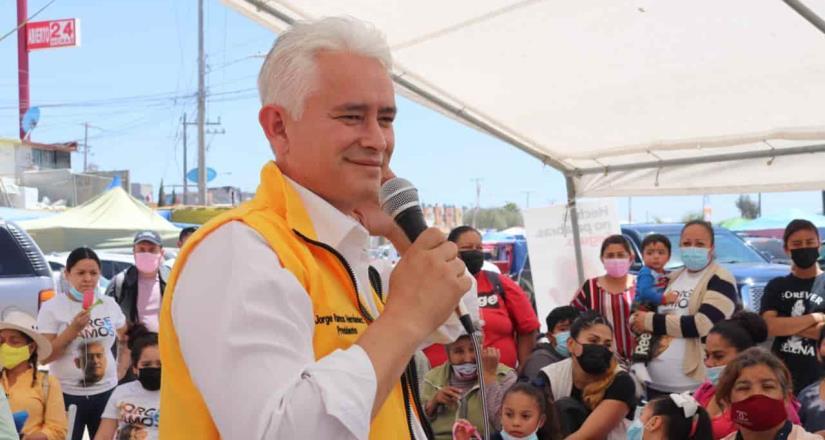 En mis primeros cien días de gobierno habrá resultados: Jorge Ramos