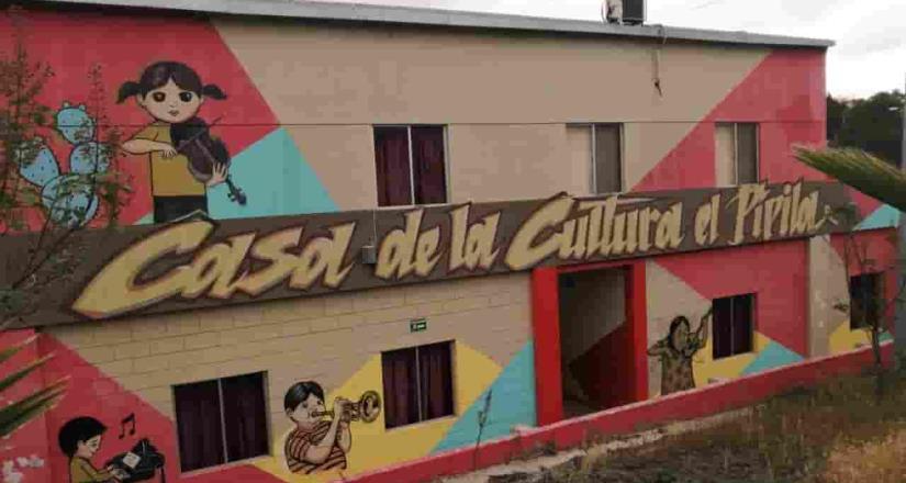 Celebra Casa de la Cultura el Pípila onceavo aniversario