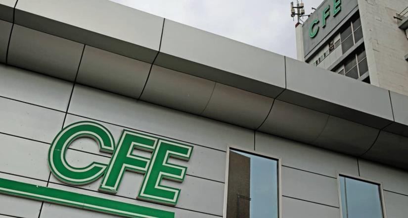CFE continúa su fortalecimiento sin quebrantamiento en sus finanzas públicas