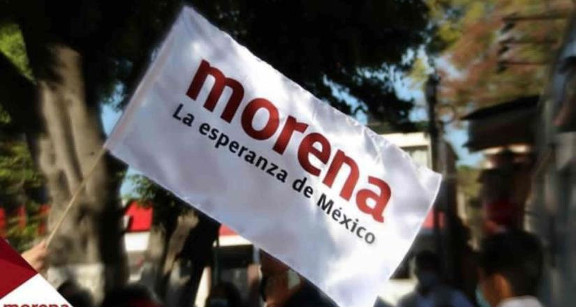 Renuncia senador de Morena por imposición