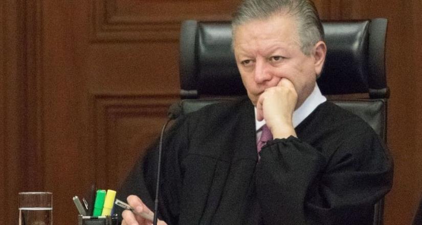 Garantiza Arturo Zaldívar autonomía del juez Gómez Fierro