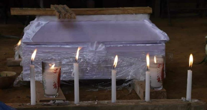 Muere bebé tzotzil de familia desplazada en Acteal