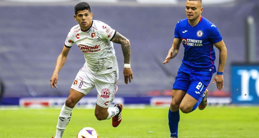 Finaliza el GUARD1ANES 2021 para Tijuana con empate en el Azteca