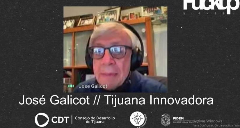 CDT impulsa a emprendedores con programa Fackup Night Tijuana Vol. II