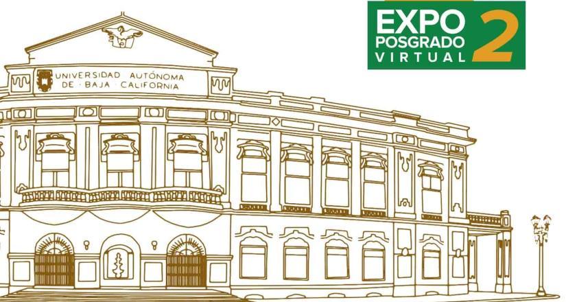 Invita UABC a participar en la Expo Posgrados