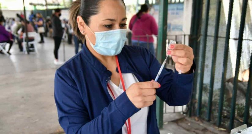 Se hace llamado a mujeres embarazadas a continuar con el registro de vacunación