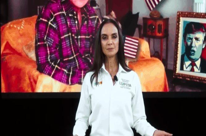 Lupita Jones denuncia por lavado de dinero, peculado y concusión a Jaime Bonilla ante la UIF