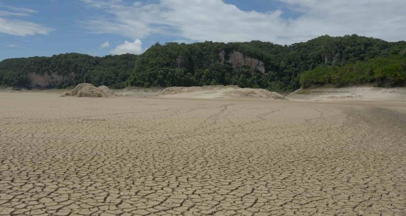 La sequía afecta a 27 estados de la república