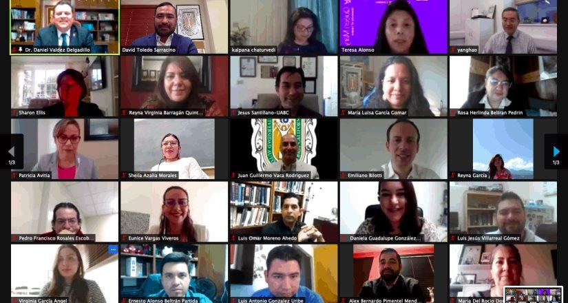 Capacita UABC a sus profesores en la procuración de fondos