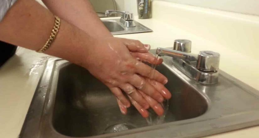El lavado de manos es una herramienta para la prevención de enfermedades