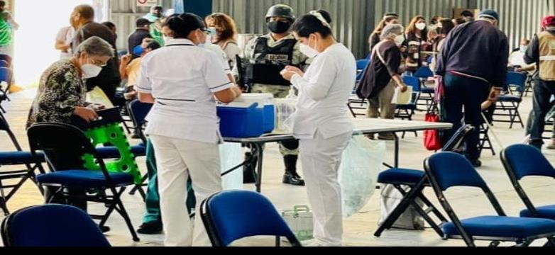 Inicia en Baja California proceso de vacunación Covid-19 en personas de 50 a 59 años
