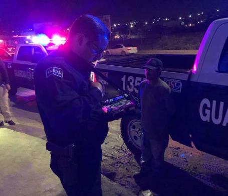 Continúa la FGE con despliegue policiaco en las áreas más vulnerables de la entidad