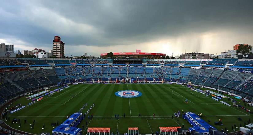 Estadio Azul, será sede de la final de la Liga Premier