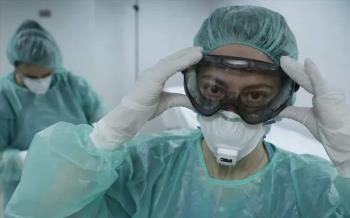 Al menos mil 827 de personal de enfermería se han contagiado de Covid
