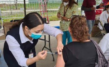 Inicia este sábado en Tijuana la vacunación contra covid-19 para adultos de 50 a 59 años