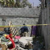 Se encuentra cuerpo sin vida de un hombre con impactos de arma de fuego
