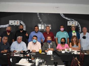 Respalda Alejandro Ruiz Uribe Planta Fotovoltaica  que propone el Gobernador Jaime Bonilla