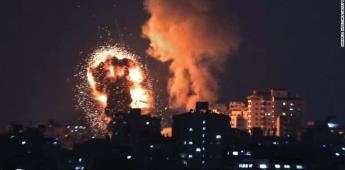 Israel ataca complejo de inteligencia de Hamas