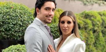 Alex Fernández y Alexia contraen matrimonio