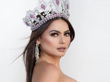 Andrea Meza buscará la corona