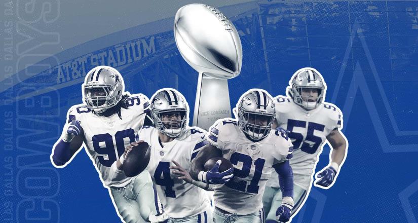 Dallas Cowboys, el equipo más caro del mundo en tiempos de Covid