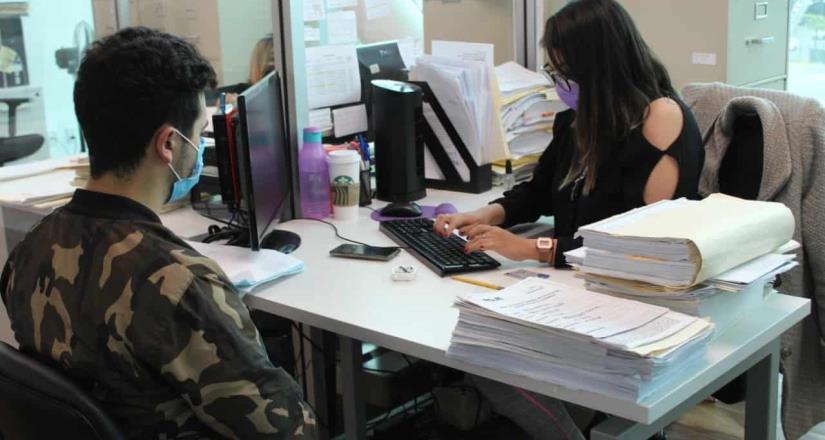 Evita la FGE privación de la libertad de dos jóvenes frustrando extorsión telefónica