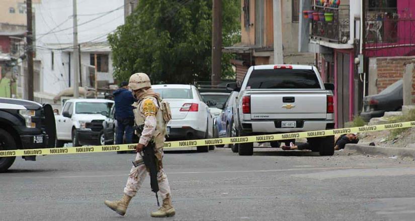 Asesinan a tiros a un sujeto en la vía pública en la Sánchez Taboada
