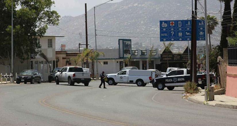 Doble crimen en Tecate