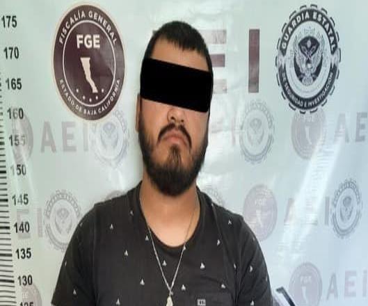 Obtiene la FGE vinculación a proceso para presunto homicida de candidato a regidor en Tecate