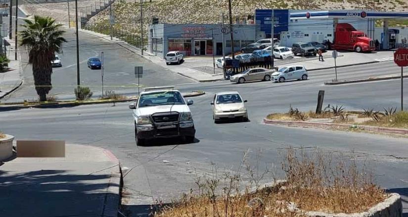 Hombre en situación de calle, fallece en plena vía pública.