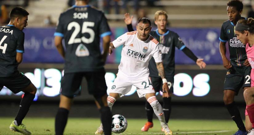 SD Loyal gana sus primeros tres puntos en el debut en casa
