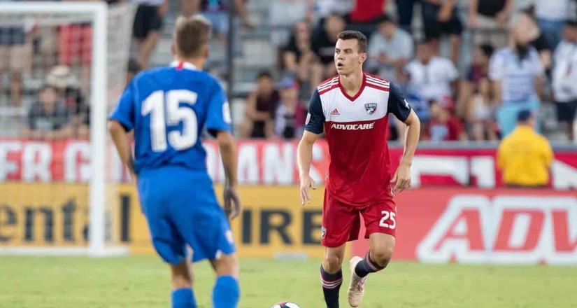 SD Loyal Adquiere a Callum Montgomery a Préstamo por el Minnesota United de la MLS
