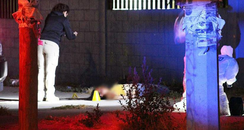 Se perpetra doble homicidio en la Colonia Nueva Tijuana, Otay