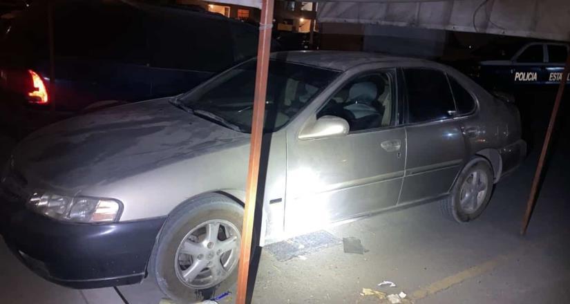 FGE recupera autos con reporte de robo