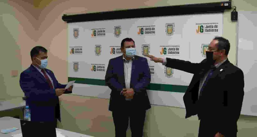 Designa Junta de Gobierno de UABC a director de Campus Ensenada