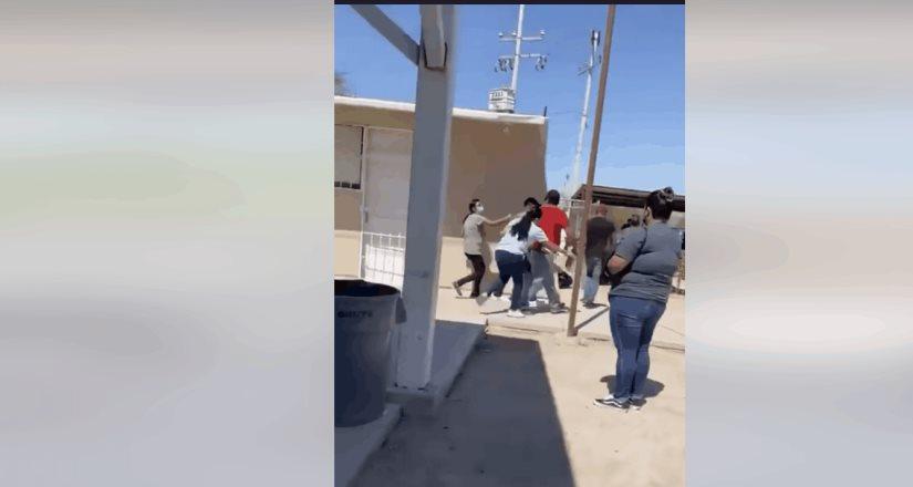 Grupos armados irrumpen en casillas de Mexicali y Tijuana