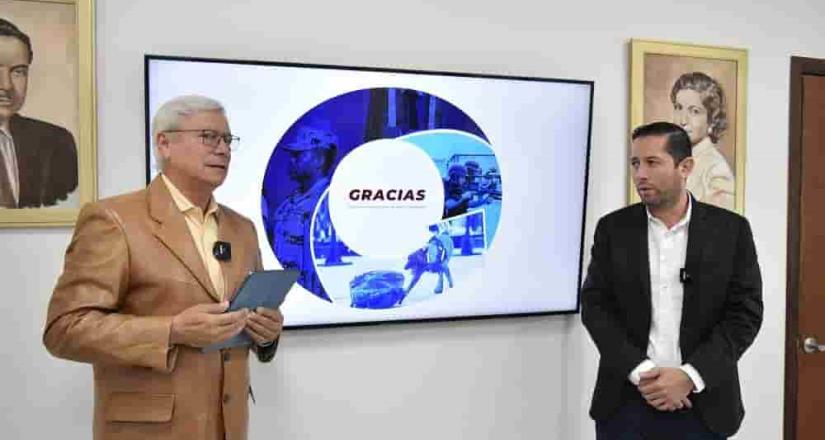 Cumple gobernador Jaime Bonilla Valdez con la homologación de salarios de custodios penitenciarios