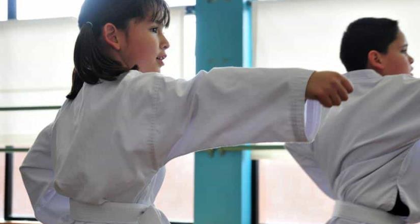 Abre IMDET unidades deportivas para práctica de disciplinas de contacto