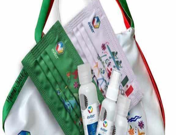 Éviter y  Comité Olímpico Mexicano anuncian alianza para proteger la salud de atletas olímpicos mexicanos en Tokio 2021.